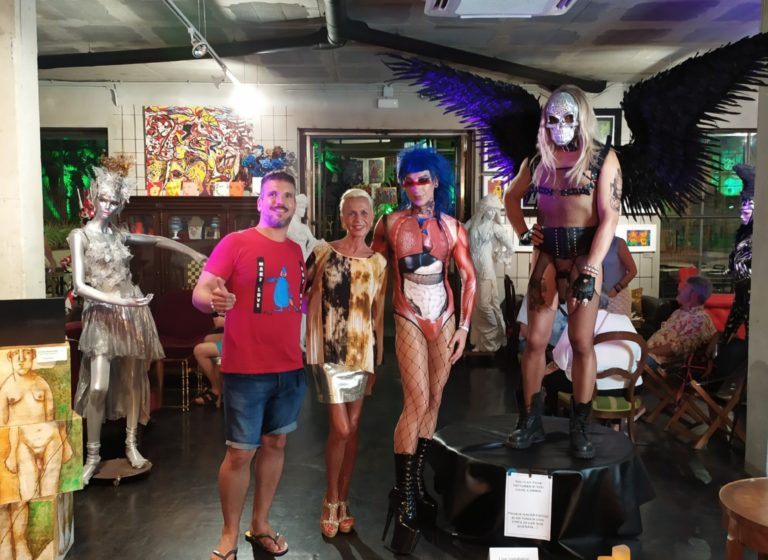 EROTICLAND – SITGES(BCN)-SPAIN @ L' ART I CAFE GALLERY. 07/08/2019 – 07/10/2019